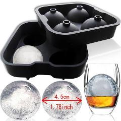 SOLEDI Whiskey Ice Cube Ball Maker Mold Mould Brick Round Bar Accessiories High Quality Random Color Ice Mold Kitchen Tools