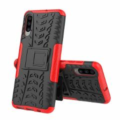 For Samsung M10 M20 M30S M40 A2Core A10E A20 A30 A40 A50 A60 A70S A80 Case Hard Plastic Soft Silicone Hybrid Armor Stand Cover
