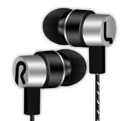 3.5mm In-Ear Earphone Sport Stereo Wired Earphones Universal Earphones No Mic for xiaomi iPhone Samsung