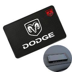 Car Anti Slip Pad Phone Holder Non-Slip Mat Mats For Dodge Jeep Dodge Challenger Ram 1500 2500 3500 Caliber Dart Accessories