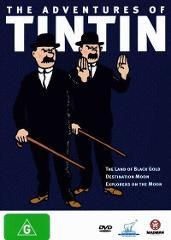 The Adventures of Tintin: Volume 4 - Brand New DVD Region 4