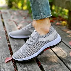 2019 Summer Breathable Mesh Hollow Boy Sports Shoes Casual Non-slip Men And Women Children Crawling Shoes Chaussures
