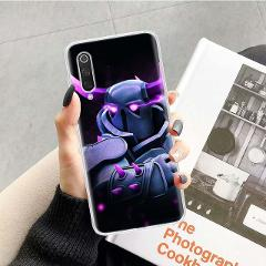 Battle Royale Case for Xiaomi Redmi Note 7 8 Pro 8A 7A 5 5A 6A 4X S2 K20 MI 5X 6X 9 8 CC9 F1 Soft TPU Phone Cover
