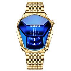 NEW BINBOND With Box Top Brand Luxury Military Fashion Sport Watch Men Gold Wrist Watch Man Clock Casual Chronograph Wristwatch