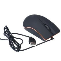USB Mouse Wired Gaming 1200 DPI Optical 3 Buttons Game Mice For PC Laptop Computer E-sports 1M Cable USB Game M20 Wire Mouse