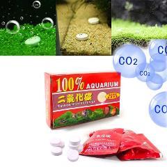 36pcs/box Aquarium CO2 Carbon Dioxide Tablets For Plants Aquarium Aquatic Plant CO2 Fish Tank Accessory