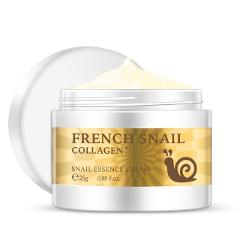 25g Snail Collagen Face Cream Anti-aging Whitening Moisturizer BB Cream Removal Finelines Natural Plant Extracts CC Cream TSLM1