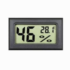 1PC Hot Sale Mini Digital LCD Indoor Convenient Temperature Sensor Humidity Meter Thermometer Hygrometer Gauge