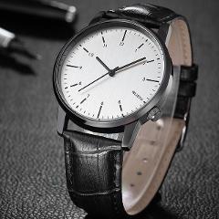 2018 New WLISTH Classic Men's Watches Quartz Watch Male Simple Watch Luxury Waterproof Boy Fashion Watch Man Relogio Masculino