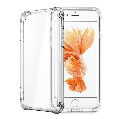 Soft TPU Shockproof Clear Case for iPhone Xr 7 8 Plus 5 5s 6 6s X XS MAX Transparent protection Back cover case