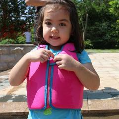 2019 Kids Life Vest Swim Buoyancy Vest Drifting Snorkeling Floating Suit Child Life Jacket Swimming Pool Accessories A