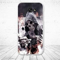 Case for Samsung Galaxy A7 2017 Luxury Soft Silicone Back Cover Case for A7 2017 A720F A720 fundas for samsung A 7 2017 Coque