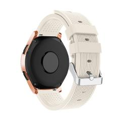 20mm Sports Silicone Band For Samsung Galaxy Watch SM-R810 42MM & Gear 2 Sport Strap For Huami Amazfit Bip/Amazfit 2 Smart Watch