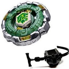 Metal Fusion Masters Beyblade 4D System Fury Fight Top Launcher Destroy Gifts