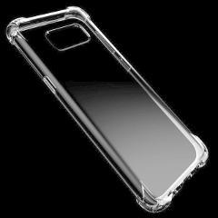 Anti-knock Silicon Case For Samsung Galaxy S8 case S9 S7 Edge S10 J5 J7 A3 A5 2016 2017 J2 Prime TPU Clear Full Protective Cover