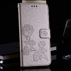 For Samsung Galaxy S9 S8 Plus A3 A5 2017 Magnetic Flip Cover Wallet Leather Case