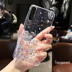 For samsung a50 Glitter Sequins Case For samsung galaxy s20 s10 s9 s8 note 8 9 10 plus A10s a20 a30 a40 a50s a60 a70 a80 Cover
