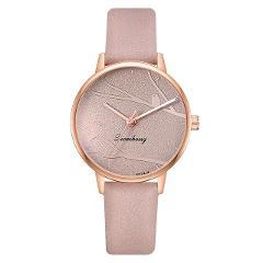Fashion Women Sweet Watches Fashion Dress Ladies Watch Elegant Bird Leather Strap Quartz Wristwatch Clock Women Exquisite Watch