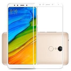 For Xiaomi redmi 5 plus glass redmi5 screen protector full cover white and black protect film For xiaomi redmi 5 tempered glass