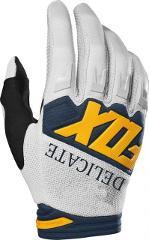 Delicate Fox Dirt Bike MX Scooter Automotive Summer Gloves Motocross Motorcycle Glove