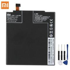 Original Replacement Battery For Xiaomi Mi 3 M3 Mi3 BM31 Genuine Phone Battery 3050mAh
