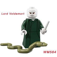 1Pcs Harry Magic Series Figures Figures Fantastic Beasts Rubeus Dobby Hagrid Seamus Finnigan Hermione Bricks Building Blocks Toy