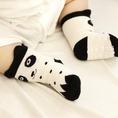 Cartoon Baby Socks Newborn Cotton Boys Girls Kid Socks Cute Toddler Anti-slip Socks Children Clothing Accessories