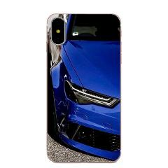 Cool Sports Car For Samsung Galaxy Note 5 8 9 S3 S4 S5 S6 S7 S8 S9 S10 mini Edge Plus Lite Soft Protective Skin