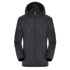 Men's Women Casual Jackets Windproof Ultra-Light Rainproof Windbreaker Top Winter Jacket Women Ropa Mujer Coat C30910