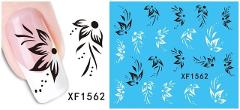 30 Styles! Fashion Nails Art Manicure Decals Cute Design Water Transfer Stickers For Nails Tips Beauty