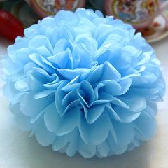 4inch 10cm Tissue Paper Pom Poms Flower Balls for Wedding Decoration Baby Shower Bithday Christmas Party Supplies DIY Crafts