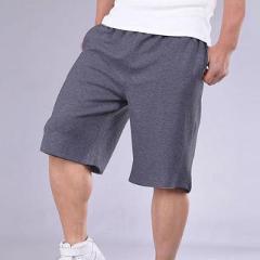 6xl Plus Size Men Shorts Summer Solid Baggy Loose Drawstring Thin Shorts Cotton Casual Shorts Extra Large Big Size 5XL 6XL 7XL