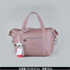 Nylon 100% original Bolsa kiple School Bag for Teenage Girl Mochila Escolar With Monkey Pendant