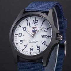 Men's Watch Men  Clock montre homme relojes para hombre Men's Wrist Watches Date Stainless Steel Military Sports Analog Quartz