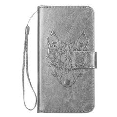GUCOON Classic Wallet Case for Samsung Galaxy S10 S10e S10+ S10 Plus Cover PU Leather Vintage Flip Case Fashion Phone Bag Shield