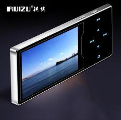 2018 RUIZU D08 MP4 Digital Player D08 8GB 16GB 2.4 Inch Screen Music Player Lossless Audio & Video Player FM Radio E-book