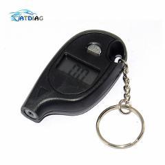 Portable  Keychain  Mini Digital LCD 2-150 PSI Tire Tyre Wheel Air Pressure Gauge Tester Procession Tool Tire Pressure Monitor