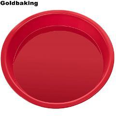 8 Inch Silicone Round Cake Pan Silicon Baking Mold