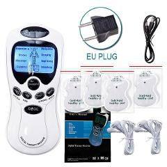 Slimming Acupuncture Cupping Massager Nerve Muscle Stimulator Digital Physical Therapy Machine Physiotherapy Breast Massage