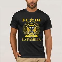Premium La Familia Beitar Shirt Soccers Footballer 2019 Newest Men Funny Fashion Classic Band T-Shirts T Shirt  Jerusalem Tees
