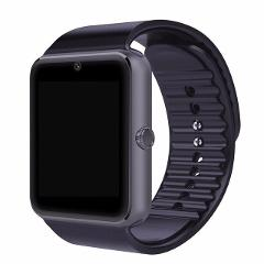 Smart Watch GT08 Clock Sync Notifier Support Sim TF Card Bluetooth Connectivity Android Phone Smartwatch Alloy Smartwatch