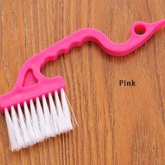 Hand-held Groove Door And Window Gap Brush Kitchen And Toilet Groove Cleaning Brush