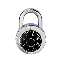 Rotary Padlock Digit Combination Code Lock Safe Round Dial Number Luggage Suitcase Security Bicycle Suitcase Drawer Cabinet