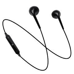 S6 Sport Neckband Wireless Headphone Bluetooth Earphone Headphone For xiaomi huawei phone with Mic call volume control Headphone