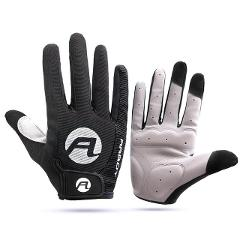 1 Pair Cycling Touch Screen Gloves Anti-skid Sun-proof High Temperature Resistance For Bicycle Mountain Road Bike Warm Outdoor
