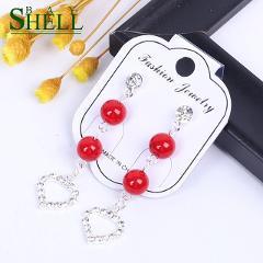 2020 Long Earrings Fashion Jewelry Black Earrings Women Bohemian Drop/Small Earrings gifts Cute Pendientes wholesale Multicolor
