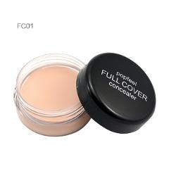 Popfeel Beauty Tool Face Makeup Liquid Concealer Moisturizing Whitening Concealer Perfect Cover Contour Cream Make Up Cosmetics