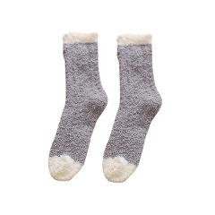 2019 Extremely Cozy Cashmere Socks Men Women Winter Warm Sleep Bed Floor Home Fluffy#p1