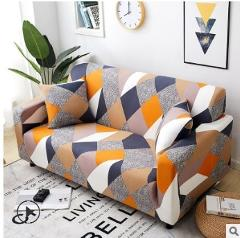 Stretch Slipcovers Sectional Elastic Stretch Sofa Cover for Living Room Home Couch Cover L shape Armchair Cover Room Decor