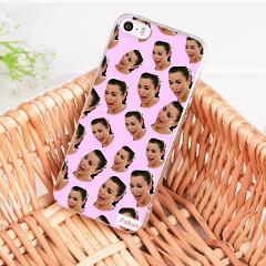 MaiYaCa For iphone 7 6 X XR XS MAX Kimoji Kim Kardashian kanye west north kylie jenner Phone Case for iPhone 8 7 6S Plus XS XR